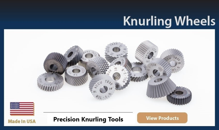 Knurl Wheels