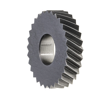 Cut Type Knurls - Metric